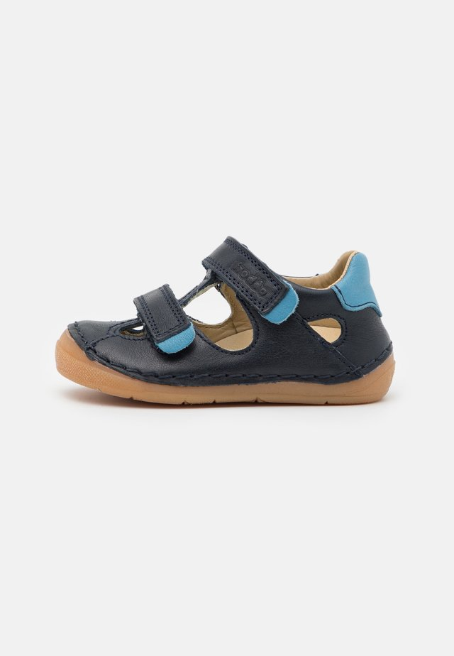PAIX DOUBLE - Sandals - dark blue