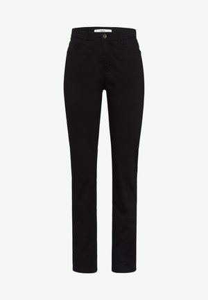 STYLE MARY - Trousers -  black