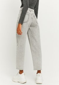TALLY WEiJL - Straight leg jeans - grey denim - 2