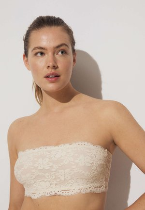 Bustier - off-white