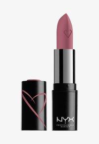SHOUT LOUD SATIN LIPSTICK - Lipstick - desert rose