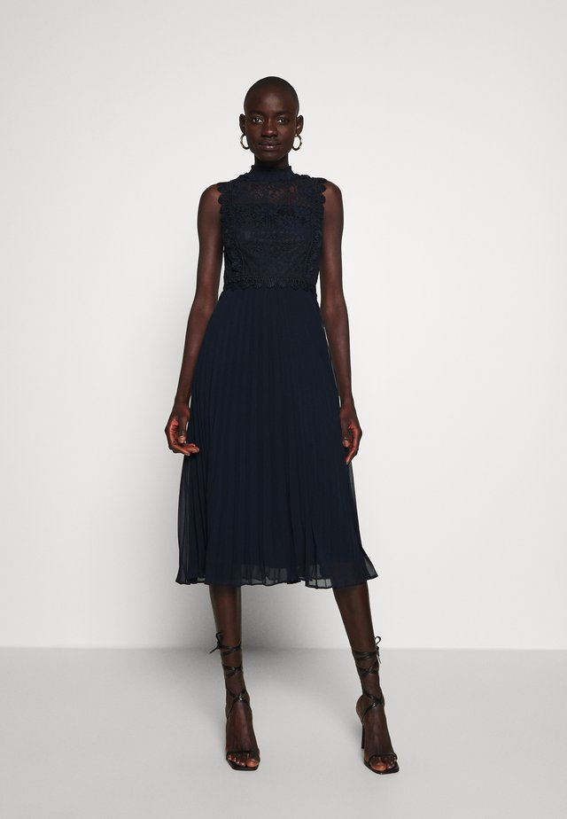 TALL DRESS - Occasion wear - navy