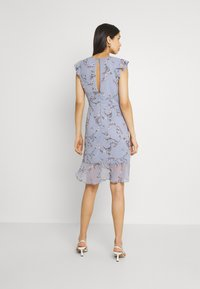Nly by Nelly - RUCHED FLOUNCE DRESS - Juhlamekko - multi-coloured - 2