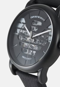 Emporio Armani - Orologio - black - 3