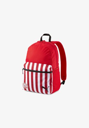 Backpack - high risk red-puma white