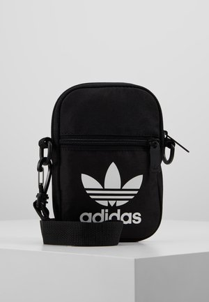 FEST BAG TREF - Olkalaukku - black