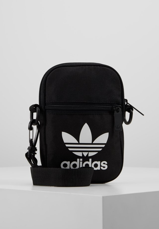 FEST BAG TREF - Schoudertas - black