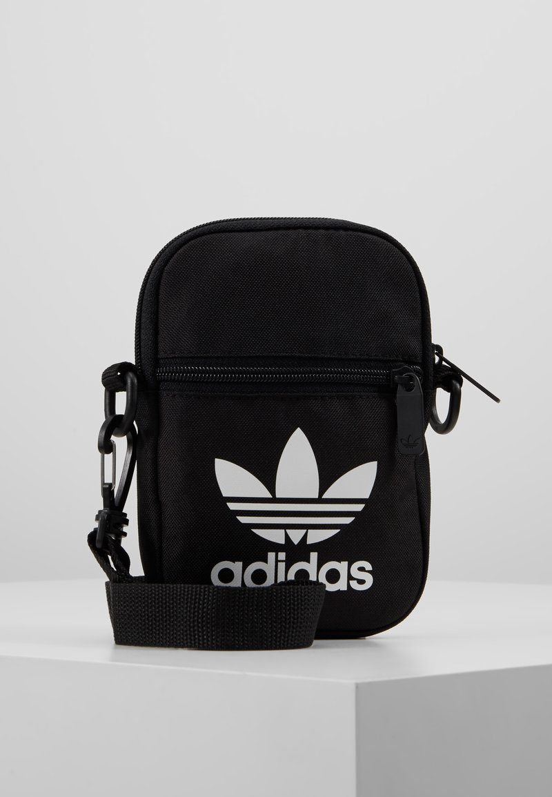 adidas Originals - FEST BAG TREF - Torba na ramię - black