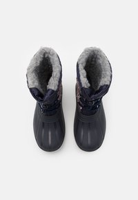 Friboo - Botas para la nieve - multicoloured/dark blue - 3