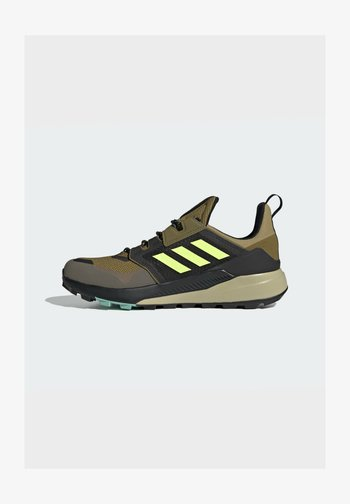 TERREX TRAILMAKER GORE-TEX - Hiking shoes - green