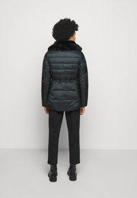 Barbour - ANGUS QUILT - Short coat - black - 2