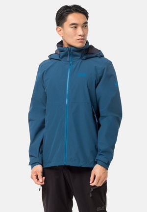 Snowboard jacket - dark cobalt