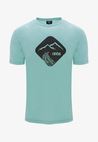 IZAS - T-shirt imprimé - wasabi - 5