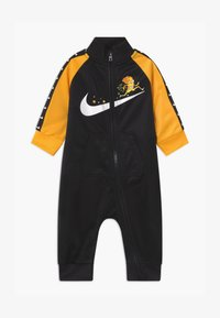 Nike Sportswear - ZIP - Overall / Jumpsuit - black/yellow - 0