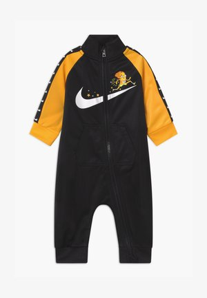 ZIP - Tuta jumpsuit - black/yellow