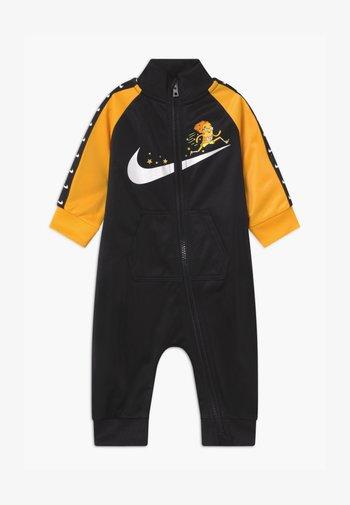 ZIP - Jumpsuit - black/yellow