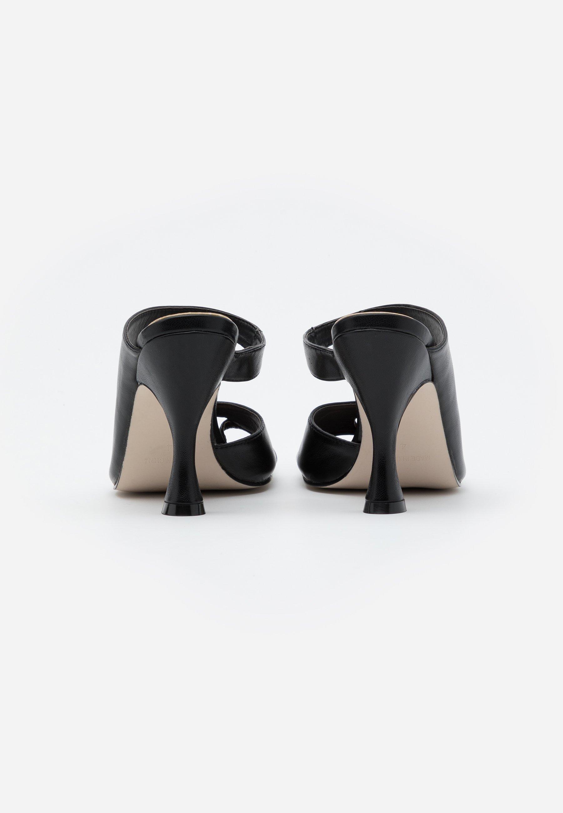 RAID ZELIE - Sandaler med høye hæler - black