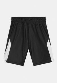 Nike Performance - DRY - Sportovní kraťasy - black/white - 1