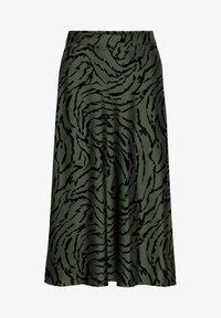 Vero Moda - VMCHRISTAS  - A-lijn rok - black forest - 0