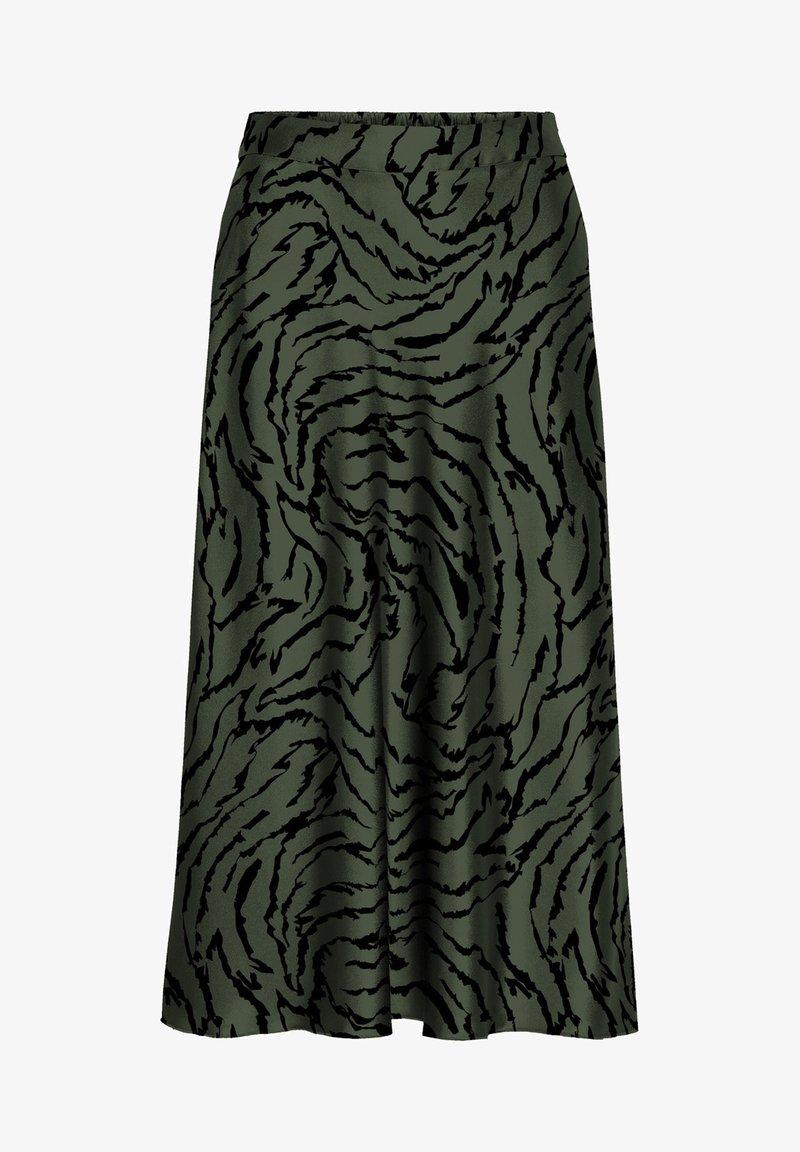 Vero Moda - VMCHRISTAS  - A-lijn rok - black forest