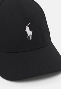 Polo Ralph Lauren - MODERN HAT UNISEX - Czapka z daszkiem - black - 5