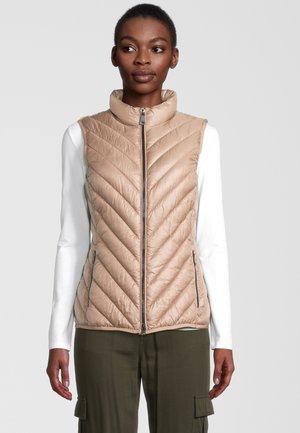 SOLARBALL - Waistcoat - brown