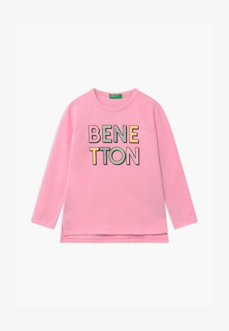 Benetton - Sweatshirt - pink