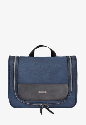 CONTRATEMPO - Wash bag - blue