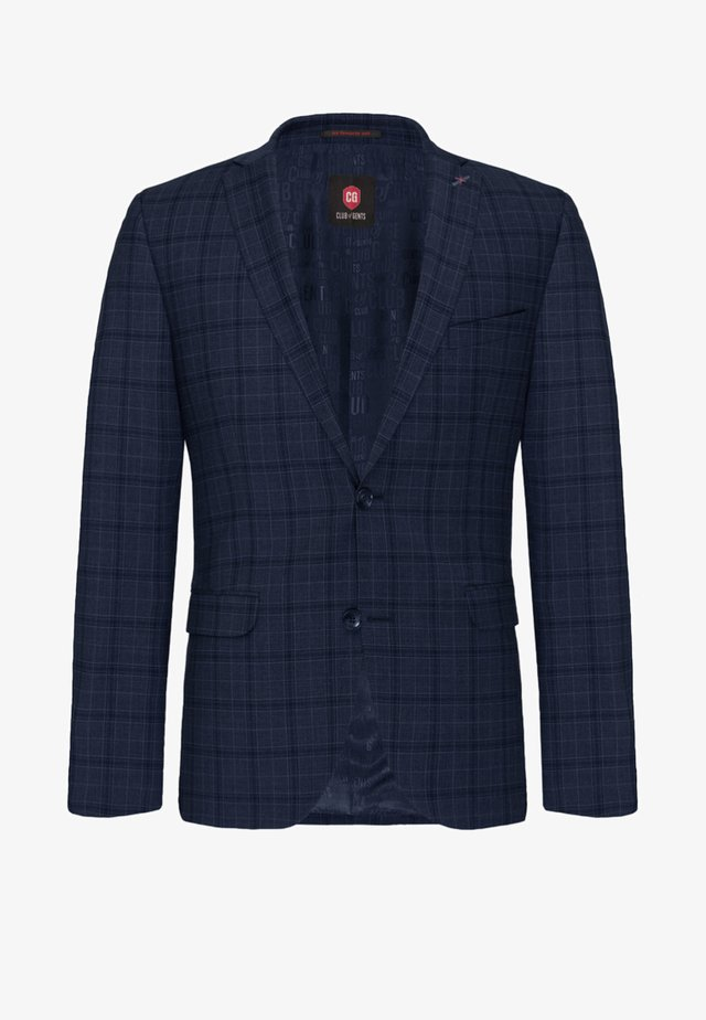 CADEN  - Blazer jacket - dark blue