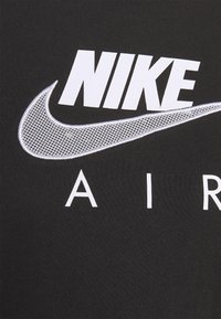 Nike Sportswear - AIR  - T-shirt con stampa - black/white - 5