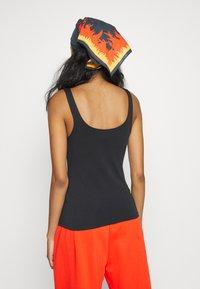 Nike Sportswear - CAMI TANK - Topper - black/white - 3