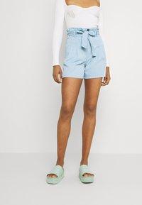 ONLY - ONLPIPI LIFE PAPERBAG BELT - Shorts - allure - 0