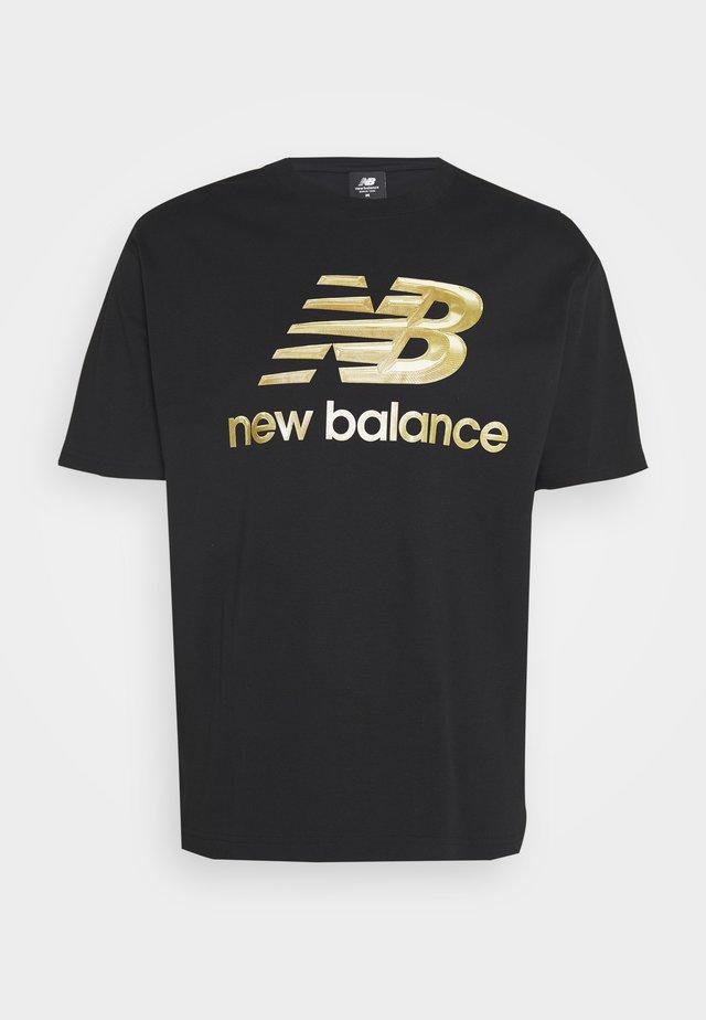 ATHLETICS SELECT PODIUM - T-shirt imprimé - black