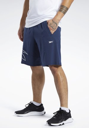 UNITED BY FITNESS EPIC SHORTS - Sports shorts - blue
