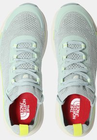 The North Face - ESCAPE - Hiking shoes - green mist wrought iron - 4