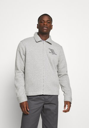 CITY BRANDED OVERSHIRT UNISEX - Sweatshirt - grey marl