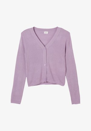 JAS - Vest - light purple