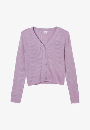 JAS - Cardigan - light purple