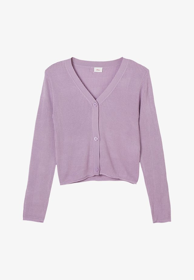 JAS - Vest - light purple