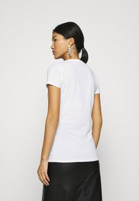 Liu Jo Jeans - MODA  - Print T-shirt - bianco ottico - 2
