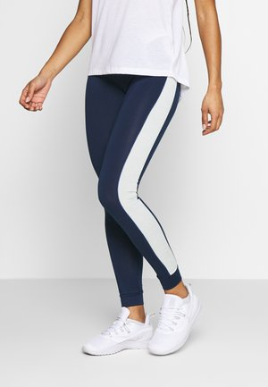 ONPFRANCESCA  - Leggings - maritime blue