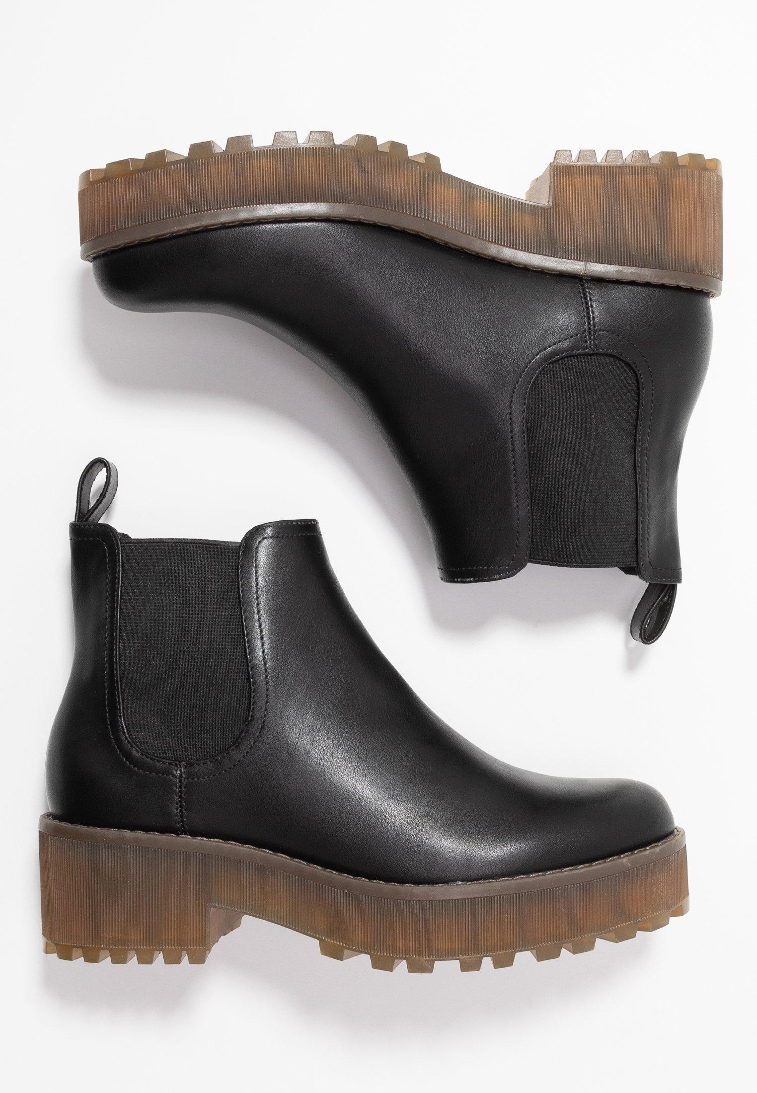 RONJA Ankelboots black
