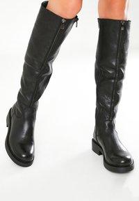 Inuovo - Platform boots - black blk - 0
