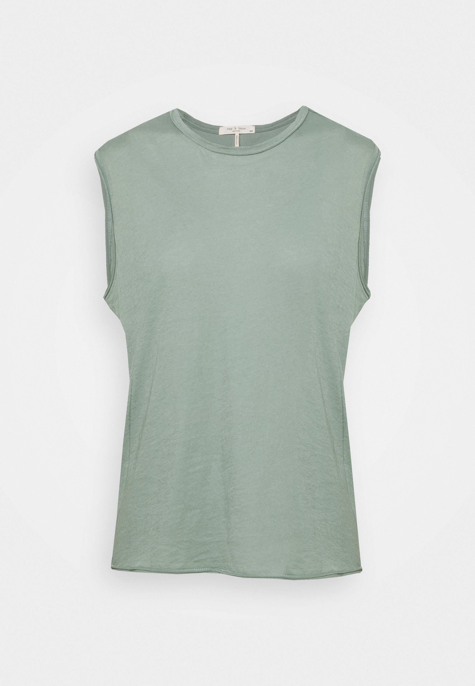 Women THE GAIA MUSCLE TANK - Basic T-shirt