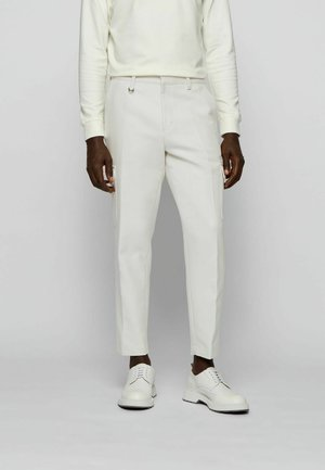 PARGO - Pantalon cargo - natural