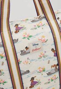 Cath Kidston - DISNEY FOLDAWAY OVERNIGHT BAG - Weekend bag - rich cream - 7