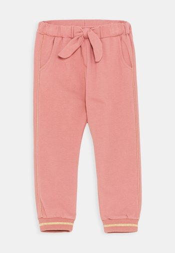 THILDE TROUSERS - Tracksuit bottoms - light pink