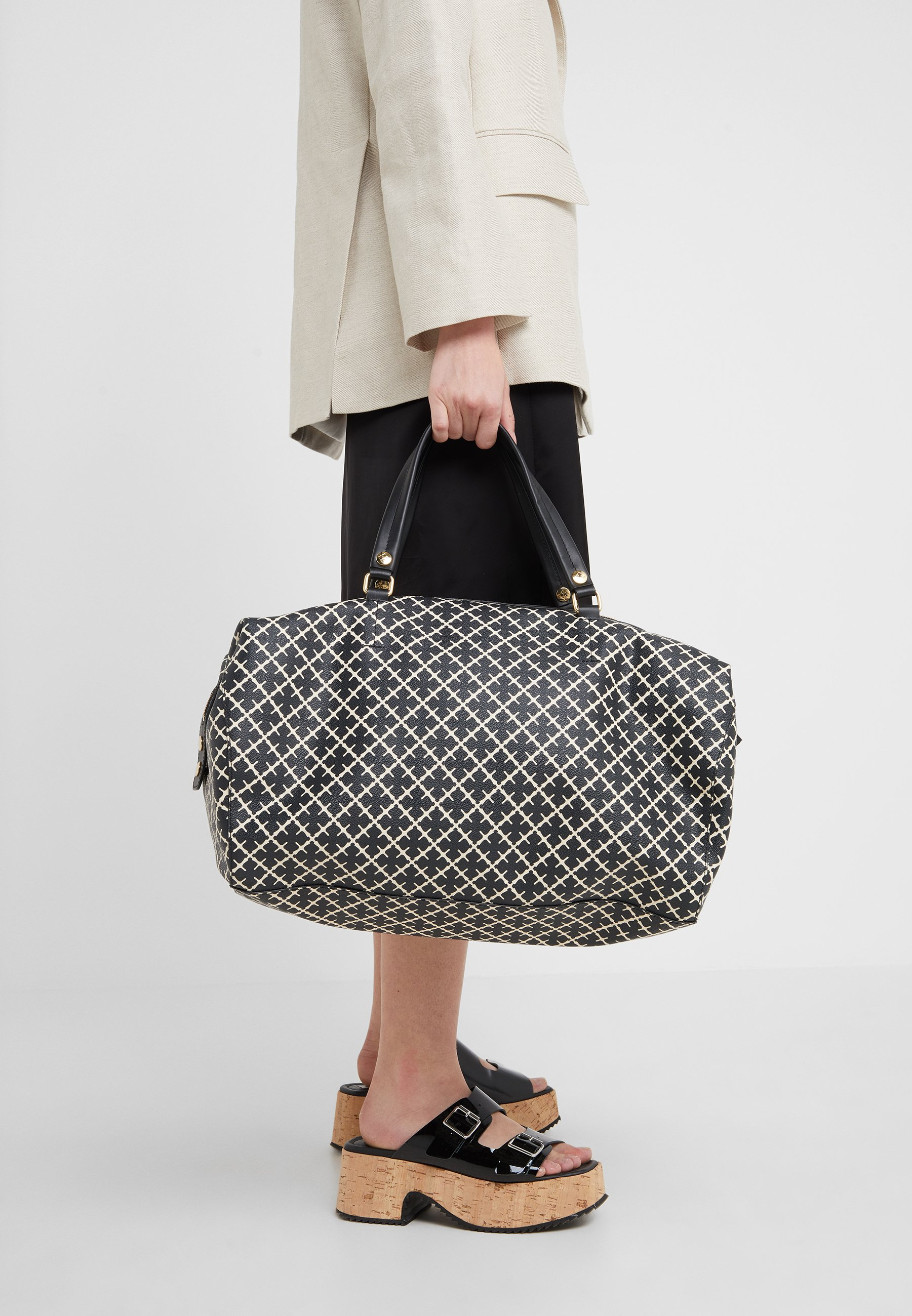 By Malene Birger ELI TRAVEL Weekendveske black Zalando.no