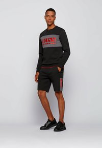 BOSS - SALBO - Sweater - black - 1