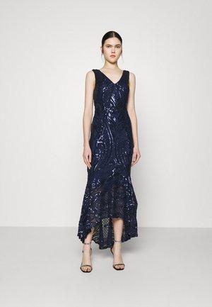 Společenské šaty - blue